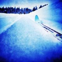 Finding my inner snow goddess (family ski day)